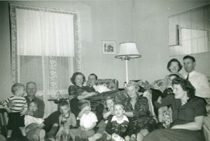 Thanksgiving 1952